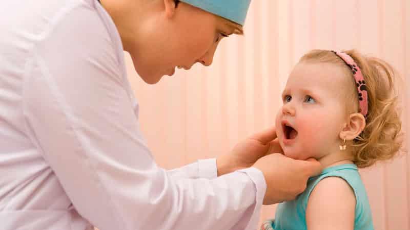 стоматит детский симптомы и лечение